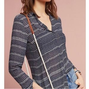 Anthropologie Cloth & Stone Kerry Button Up Shirt